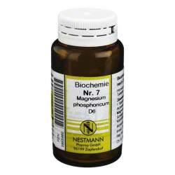 Biochemie 7 Magnes. phos. Nestmann D6 100 Tbl.