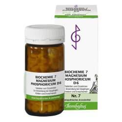 Biochemie 7 Magnesium phosphoricum Bombastus D6 200 Tbl.