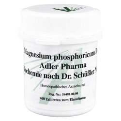 Biochemie Adler 7 Magnesium phosph. D6 400 Tbl.