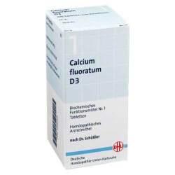Biochemie DHU 1 Calcium fluoratum D3 200 Tbl.