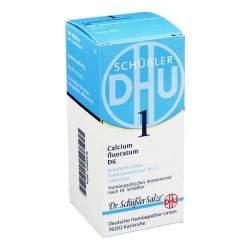 Biochemie DHU 1 Calcium fluoratum D6 200 Tbl.