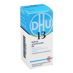 Biochemie DHU 13 Kalium arsenicosum D6 80 Tbl.