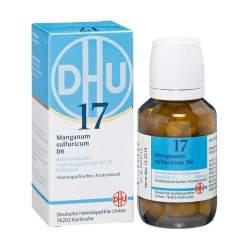 Biochemie DHU 17 Manganum sulfuricum D6 200 Tbl.