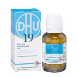 Biochemie DHU 19 Cuprum arsenicosum D6 200 Tbl.