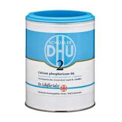 Biochemie DHU 2 Calcium phosphor. D6 1000 Tbl.