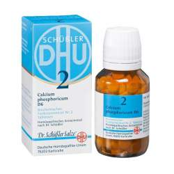 Biochemie DHU 2 Calcium phosphor. D6 200 Tbl.