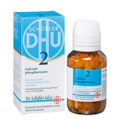 Biochemie DHU 2 Calcium phosphor. D6 420 Tbl.