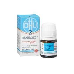 Biochemie DHU 2 Calcium phosphoricum D12 Glob. 10g