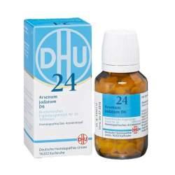Biochemie DHU 24 Arsenum jodatum D6 200 Tbl.