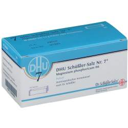 Biochemie DHU 7 Magnesium phos. D6 10 Pulver-Sticks