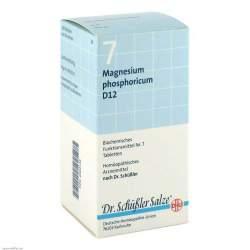 Biochemie DHU 7 Magnesium phosph. D12 420 Tbl.