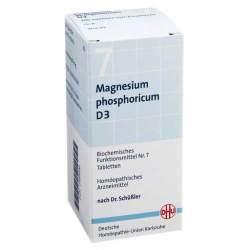 Biochemie DHU 7 Magnesium phosphor. D3 200 Tbl.
