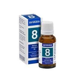 Biochemie Glob. Nr.8 Natr. chlor. D6 Orthim 15g
