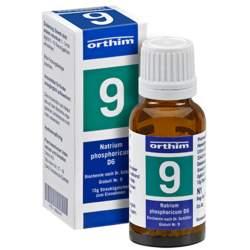 Biochemie Glob. Nr.9 Natr. phosp. D6 Orthim 15g