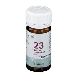 Biochemie Nr.23 Natrium bicarb. D6 Pflüger 100Tbl.