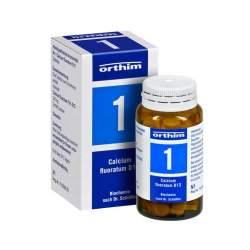 Biochemie Orthim 1 Calcium fluoratum D12 100 Tbl.
