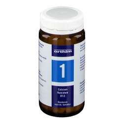 Biochemie Orthim 1 Calcium fluoratum D12 400 Tbl.