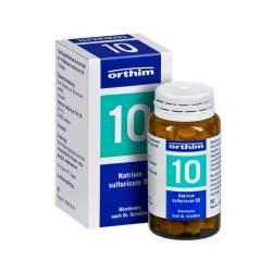 Biochemie Orthim 10 Natrium sulfuricum D6 100 Tbl.