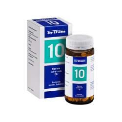 Biochemie Orthim 10 Natrium sulfuricum D6 400 Tbl.