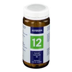 Biochemie Orthim 12 Calcium sulfuricum D6 400 Tbl.