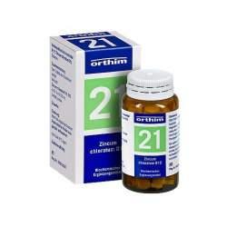 Biochemie Orthim 21 Zincum chloratum D12 100 Tbl.