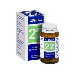 Biochemie Orthim 22 Calcium carbonicum D12 100 Tbl.