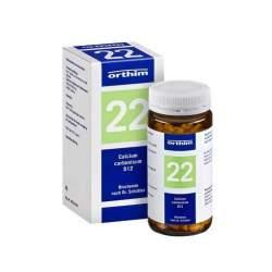 Biochemie Orthim 22 Calcium carbonicum D12 400 Tbl.
