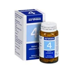 Biochemie Orthim 4 Kalium chloratum D6 100 Tbl.