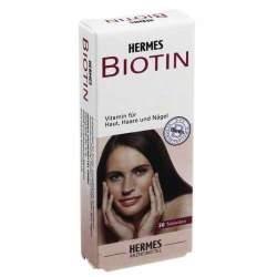 Biotin Hermes 2,5mg Tbl. 30 St.
