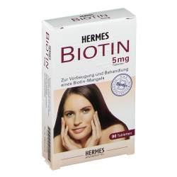 Biotin Hermes 5mg Tbl. 90 St.