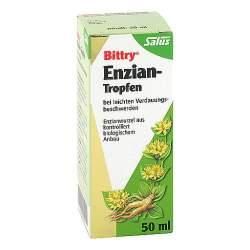Bittry Enzian-Tropfen b. leicht. Verdauungsbeschw. 50 ml