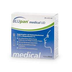 BLUpan® medical UD Augentropfen 20x0,5ml