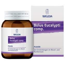 Bolus Eucalypti comp. Weleda 35g Pulv.