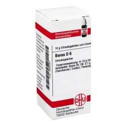 Borax D6 DHU Glob. 10g