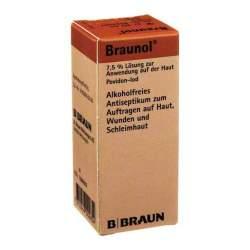Braunol Schleimhautantiseptikum 30ml Lsg.