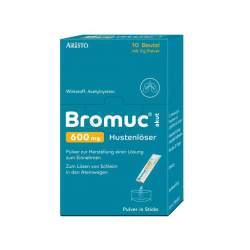 Bromuc® akut 600mg Hustenlöser 10 Btl.