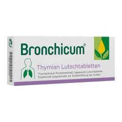 Bronchicum® Thymian 20 Lutschtabletten