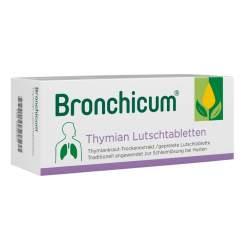 Bronchicum® Thymian 50 Lutschtabletten