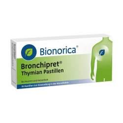 Bronchipret Thymian 30 Pastillen