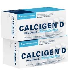 Calcigen® D 600mg/400I.E. 200 Kautbl.