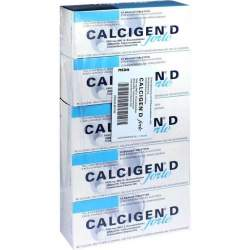 CALCIGEN® D forte 1000mg/880 I.E. 50 Brausetbl.