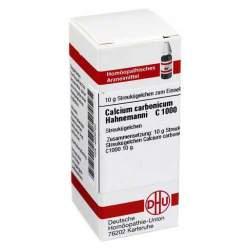 Calcium carbonicum H. C1000 DHU Glob. 10 g