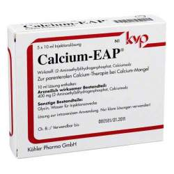 Calcium-EAP® Amp. 5x10ml