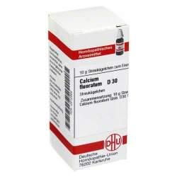 Calcium fluoratum D30 DHU Glob. 10 g