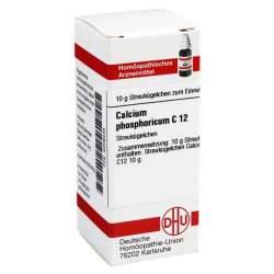 Calcium phosphoricum C12 DHU Glob. 10 g