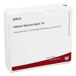 Calcium Quercus Inject Wala 5x 10ml Amp.