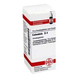 Calendula D4 DHU Glob. 10 g
