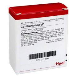 Cantharis Injeel 10 Amp.