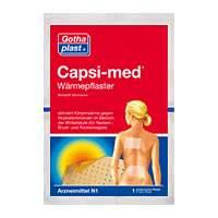CAPSI-MED Wärmepflaster 11cmx18cm 1 St.
