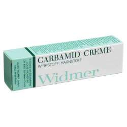 Carbamid Creme WIDMER 12 % Urea 50g